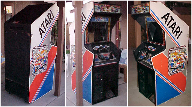 david s video game insanity home arcade projects pole position rh classicplastic net
