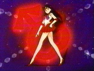 sailor mars transformation  SailorMars Images